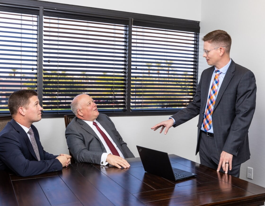 Brent Rasmussen, Arizona Personal Injury and Accident Lawyer