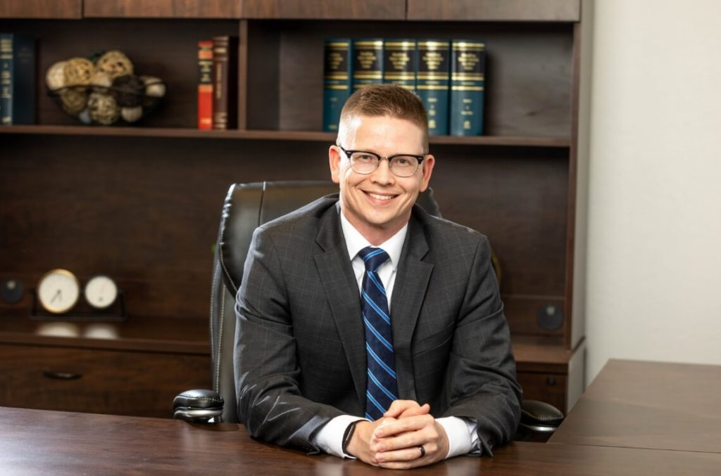 Brent Rasmussen, Personal Injury Lawyer