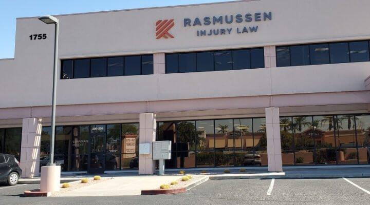 Rasmusen Injury Law - Mesa Office
